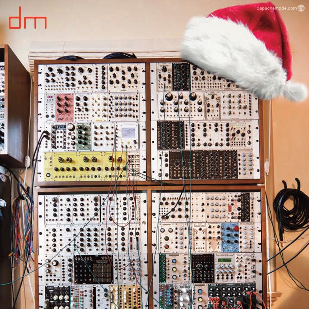 RT @depechemode: The #DepecheMode Christmas card from 2011. http://t.co/zKNCxGY4JB
