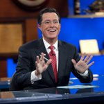 "Farewell, ""Stephen Colbert,"" and hello, Stephen Colbert. http://t.co/Ez4fPpT5a4 http://t.co/EogPqHxa12"