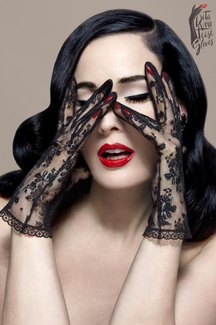 """Dita Von Teese @ditavonteese: RT """"@JustOneEye: @ditavonteese invites you to explore your sensual side w/her luxury gloves http://t.co/TDZE7WziGT http://t.co/TAxvWfqJdc"""""""