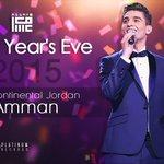 استقبلوا العام الجديد مع محبوب العرب #محمد_عساف في فندق الإنتركونتيننتال - #عمّان | #الأردن يوم 31\12\2014 #NewYear http://t.co/fq8cepaS62
