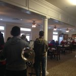 The Wakeland HS Wind Symphony performed a great mini-concert at Rambling Oaks Assisted Living this afternoon. http://t.co/rjr1TQhE1T