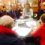 With @andrew4mk @CitizensMK @paulwmk @martingowans & @MKBUG talking about Labours plans for #PassengerPower http://t.co/bNH8LVdmFO
