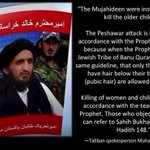 Why did the TTP Chief justify Peshawar attack saying Quran allows killing children with no pubic hair? http://t.co/N426IMvw2J
