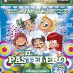 """""""EL PASTELERO"""" A partir del 17 de Enero del 2015, Todos los sàb y dom a las 4Pm @Teatrochacaito @manuelrbastos http://t.co/gkgJRxf8Ct"""