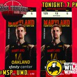 Win 2 tix to the @umterps vs. Oakland game! Come to the @CoachTurgeon Radio Show tonight @BWWings at 7PM!  #GoTerps http://t.co/Ep9AYHTfvG