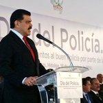 Somos servidores públicos, es mutua la responsabilidad de sumar para el país: @Paco_Olvera #DíaDelPolicía http://t.co/7fEuuvgEd7