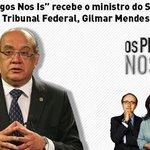 Está no ar #OsPingosNosIs! Hoje com a presença do ministro do STF: Gilmar Mendes. Acompanhe: http://t.co/6f9EnQQXxg http://t.co/adm2S4V8ea