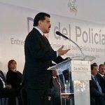 La seguridad pública se convierte en una carrera y proyecto de vida para buenos elementos: @Paco_Olvera http://t.co/563ssgy4Ss