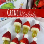 #Grinch kabobs for a #healthy and #festive #holiday snacks! http://t.co/C8Sg01k2gP http://t.co/6ImOThmzLN