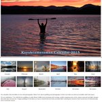 Nothing says merry Christmas like a Kayakcameraman Calendar 2015. Only available at Handmade Canberra Shop in Civic. http://t.co/WHbY8uOMNz