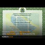 Dilma será diplomada pelo TSE hoje as 19 horas ! Vamos curtir a #DILplomação http://t.co/q2k2HKoG3y