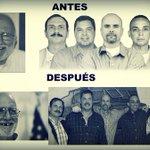 ANTES Y DESPUES de ser detenidos: Izquierda Alan Gross <-> Derecha espias de #Castro via @eljoe80 #Cuba http://t.co/8jCgxVdUUP