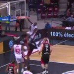 VIDEO: Former New Mexico State player Bandja Sy posterizes a defender in a Eurocup game http://t.co/yWGzbUcjH5 http://t.co/E9HYVCFxx8