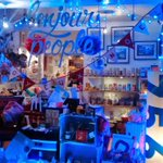 Just across from @tpsweets @StJamesArcade #Bristol is @BJR_PPL a #French shop full of treats - RIP #ParkStreet http://t.co/0UOhDtDCcM