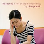 #Headache is not an #aspirin deficiency. Try #chiropractic. http://t.co/3Ib9iDcjpY #vancouver #newwest #burnaby #yvr http://t.co/jkQ9Ew4qTd