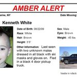 AMBER ALERT! Boy, 5, in Berne, NY abducted by two men wearing ski masks. Call 911 if seen. SHARE! http://t.co/2HUNcs31oq