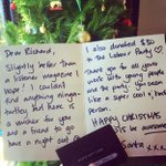 Thanks so much to my awesome & very generous #nzsecretsanta - movie voucher, $30 to @nzlabour & a nice card! #perfect http://t.co/X9xB4KymU1