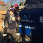 @primeshinemk #MKHour lol we@ do love Christmas at Prime Shine Ltd ;) #MiltonKeynes #funnymk #windowcleanermk http://t.co/aBjVRaZhmh