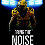 Bison Nation, Colten Heagle wants you to bring the NOISE tomorrow!  Crank it up another level! #BisonPride http://t.co/wZHTjWC4NC