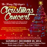 Join Mayor Fulop for a FREE Christmas Concert on Sat, Dec 20 @ the Landmark Loews Theatre! #jerseycity http://t.co/R9C1jBSDJK