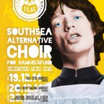 The Southsea Alternative Choir - Christmas 2014 http://t.co/lHILt92VwI @TSAChoir http://t.co/51YnPupPpy