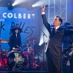 Stephen Colbert takes his final bow on #TheColbertReport tonight. The show by the numbers: http://t.co/X3vxxB46PA http://t.co/ZhguV8RfzQ