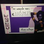 #NovaCollege horeca haalt €11675,77 op #SR14 @debokkedoorns @RestaurantML @vriendenvjacob bedankt! http://t.co/kT2Aa6v2UT