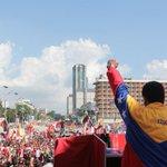 """Maduro repudia sanciones impuestas por Obama """"nuestra América más nunca será colonia de nadie"""" http://t.co/Gi2eF2haUW http://t.co/4jtwMoUVYb"""