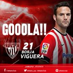 Athletic Club 1 - 0 Alcoyano #athlive http://t.co/IDNq5htwP5