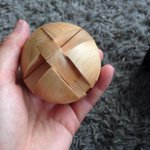 I got a puzzle ball. I have been playing with it since it arrived and omg I am not smart. Thanks ???? #nzsecretsanta ???? http://t.co/9eCNTH5hu5