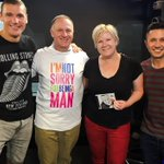 Considering the meaning of the quote, Keys shirt is saying: Im not sorry for domestic violence. #NotMyPM #nzpol http://t.co/cZkhtdwbpD