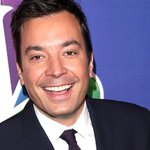 """@peoplemag: Congrats to our TV Show Host of the Year @JimmyFallon! #PEOPLEMagazineAwards http://t.co/A4rBkugtAa"" Well deserved!! #DeeVeeDee"