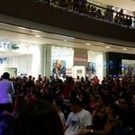 Throwback of our Shangri-la  mall show ! See you Dec 20 for the sm sta rosa mall show ! #soundtrack http://t.co/0RwxoBlvtP