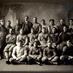 TBT - Montana State Football Team 1905 - Known then as Montana Agricultural College (1905). http://t.co/Cp8ktFHFIM