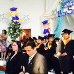 """Graduación de la promoción 2014 """"Urías Smith"""" del nivel primario del colegio adventista """"JN"""" (Trujillo) EDUCAR http://t.co/MYFWZOMrJO"""