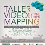 Taller de Video Mapping, impartido por Carlos Puga. @CulturalReynosa #Reynosa http://t.co/vLjpQAPGf5