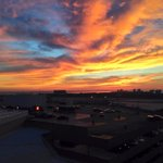 Okay, sky. Youve truly outdone yourself tonight. #tampabay #sunset #lovefl @FlyTPA http://t.co/qAAdAX3mG9