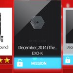 [INFO] 141219 December, 2014 (The Winter Tale) By Exo just came out on the Superstar Smtown App! http://t.co/Uy0i128RqC