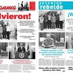 #Cuba: 2 periódicos, un mismo editor. http://t.co/KjWhrFOzC2