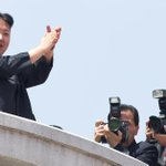 Kim Jong Uns day in the sun. http://t.co/Kz1kRACMqK | Getty Photo http://t.co/MTEYgwzoDL