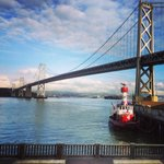 What a beautiful December day in #SanFrancisco! #blueskies #holidayparty http://t.co/HhbIPsMogt