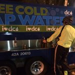 For folks affected by the oily @dcwater situation there is a free water station on O St between 6th & 7th http://t.co/0YwyMkfSRS