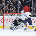 Since entering the NHL in 2012-13, Tarasenko has more goals against the Kings than any other player (6). #stlblues http://t.co/hHb47q0RXt