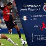 Bienvenido Jesús Paganoni, desde hoy serás #SiempreTiburón http://t.co/XP6MVbbBIa