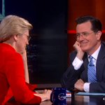 Farewell Colbert Report & thank you @StephenAtHome! Ill always cherish our special moments of truthiness. http://t.co/MIHQg0frDc