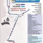 Esta es la nueva ruta Bicentenario @TRANSFALCON y la gaita también estuvo presente en la inauguración http://t.co/7gi0ZaoN1g