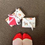Omg!! Wrapped so pretty!! #nzsecretsanta http://t.co/DChEY7RlvM