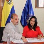 En Paraguaná con el Ministro @MPPPlanifica Ricardo Menéndez planificando la Zona Económica Especial @NicolasMaduro http://t.co/280k6fJ0ST