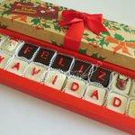 Caja de bombones navideños S/.36.00 (Hago todo tipo de mensajes) RT plis http://t.co/FWAMzIHO9S