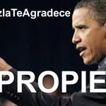 Ya logramos posicionar #ObamaVzlaTeAgradece en el 1er lugar de Venezuela. Vamos por el TT MUNDIAL con RT MASIVO http://t.co/PIqDcAFr75